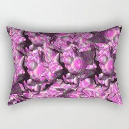 Morphing 3D Rectangular Pillow
