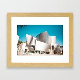 Music Hall Framed Art Print