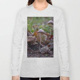 Growing mushroom Long Sleeve T-shirt