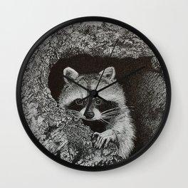 lil bandit Wall Clock