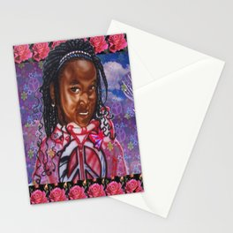 EBM i&iPhone Art01 Stationery Cards