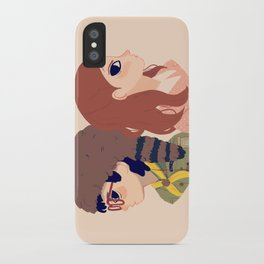 Sam and Suzy iPhone Case