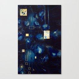 The Illumination of Elusive Illusion Canvas Print