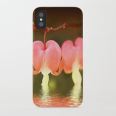 My Bleeding Heart Weeps iPhone X Slim Case