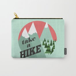 Take a Hike Carry-All Pouch