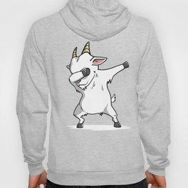 Funny Goat Dabbing Hoody