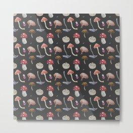 Mushroom Mushroom Metal Print