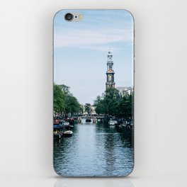 Down the Canal iPhone Skin