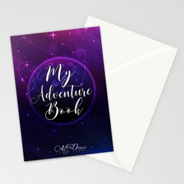 My Adventure Book Stationery Cards