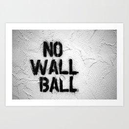 The Worst Little League Concession Stand  Art Print