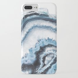 Cold Shadows Agate iPhone Case