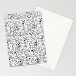 """""""Cells and bacteria's party"""" vol 3 Stationery Cards"""