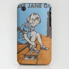 See Jane Go iPhone (3g, 3gs) Slim Case