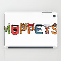 muppets iPad Cases featuring muppets by BlackBlizzard