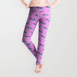 Friyay Pink Leggings