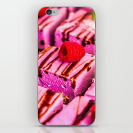 Berry very pink iPhone Skin