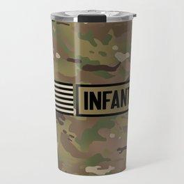 Infantry (Camo) Travel Mug