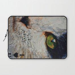 I Love You Cat Laptop Sleeve
