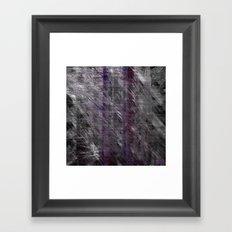 sharpened Framed Art Print