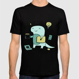 Communication Dinosaurs T-shirt
