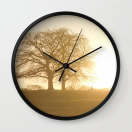 The light within us Wall Clock