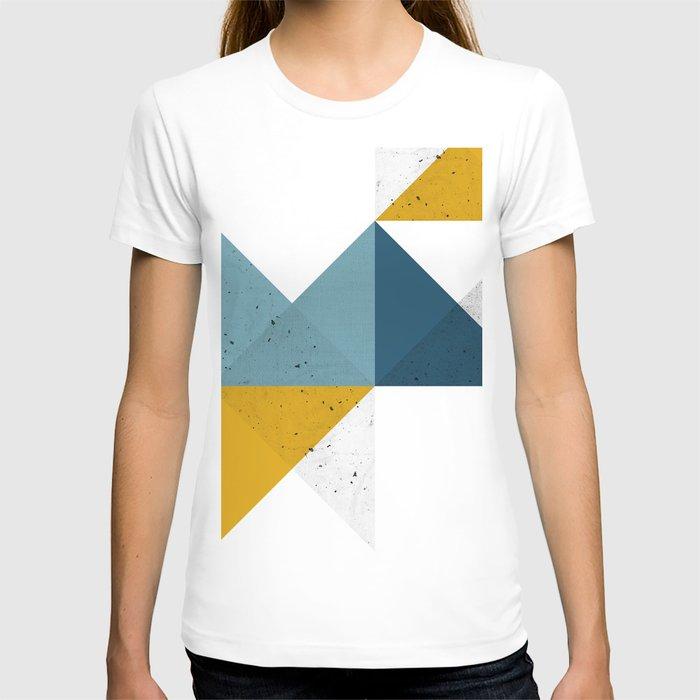 Modern Geometric 19 T-shirt