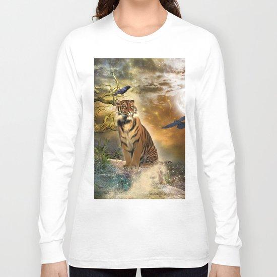 Wonderful tiger Long Sleeve T-shirt