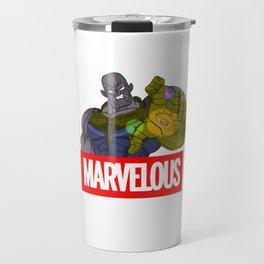 Destiny Arrives All the Same Travel Mug