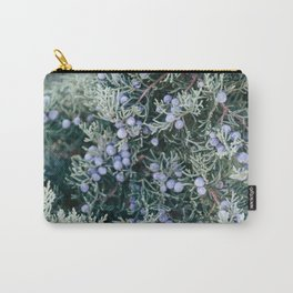 Botanical Gardens Evergreen #335 Carry-All Pouch