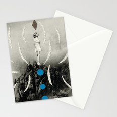 distant sounds Stationery Cards