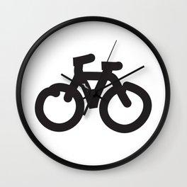Simple Bike Wall Clock