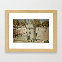 Miniature Framed Art Print