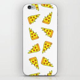 i want pizza iPhone Skin