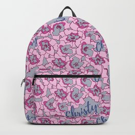 Christy Pouch Collection Backpack