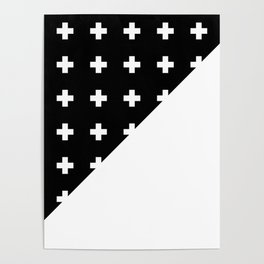 Memphis pattern 81 Poster
