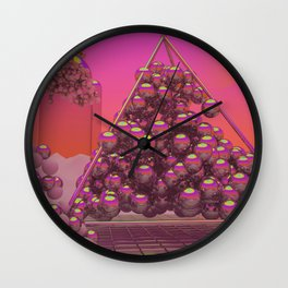 INVADE Wall Clock