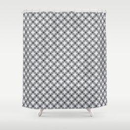 Pattern Tile 2.3 Shower Curtain