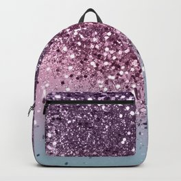 Unicorn Girls Glitter #6 #shiny #pastel #decor #art #society6 Backpack
