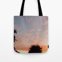 Texas Hill Country Sky - Sunrise 3 Tote Bag