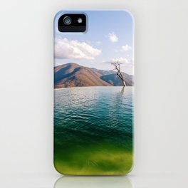 Lake in the Sky iPhone Case