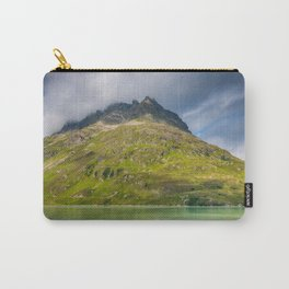 Peaks in the cloud Carry-All Pouch