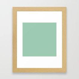 Hemlock Framed Art Print