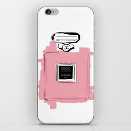 Pink perfume #6 iPhone Skin