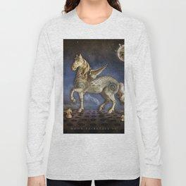 Moon Fairytale IV Long Sleeve T-shirt