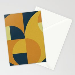 Geometry Games II Stationery Cards