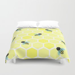 Oh Honey Duvet Cover