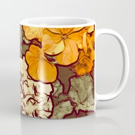 Orange Geranium, Plant of Feminine Healing Coffee Mug