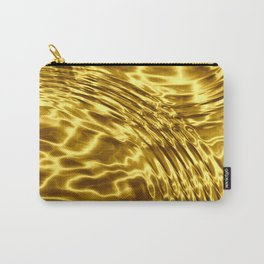 Gold Drops - Sumptuous Carry-All Pouch