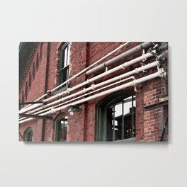 Distill of the Night Metal Print