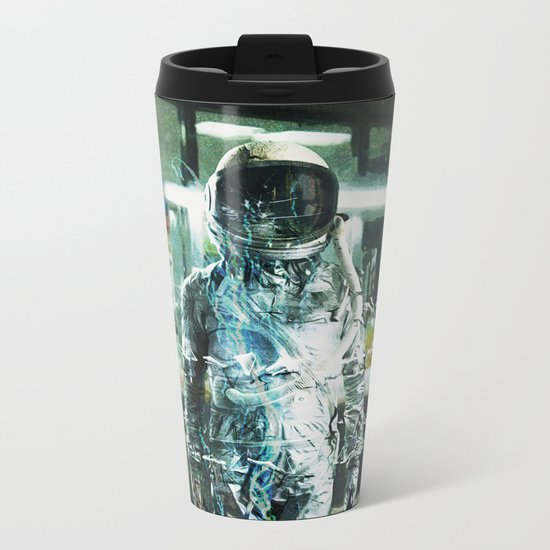 The arrival  Metal Travel Mug